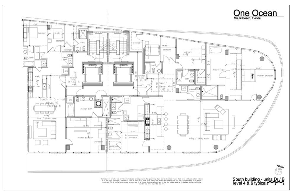 One Ocean Miami Beach Condominium